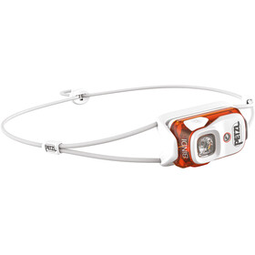 Petzl Bindi Pannlampa orange/vit
